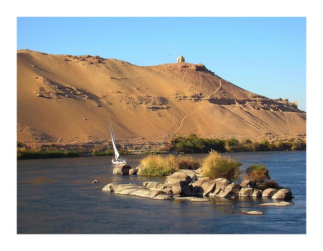 Na Níle