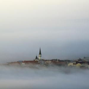 Levoča v hmle