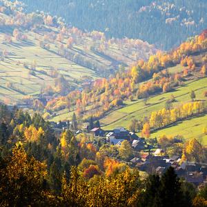 Jesenné Zamagurie