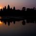 Ráno v Angkore