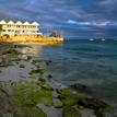 Hotelík pri mori