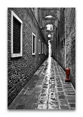 V uličkách...