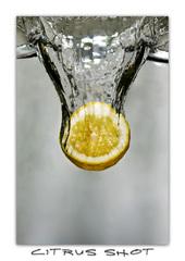 Citrus shot