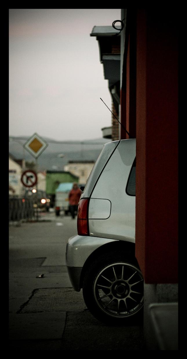 parkovanie v meste