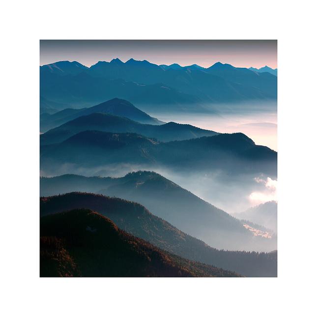 ...v krajine vrchov...