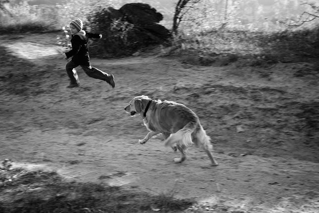 Utekaj !