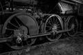 Kolesá historickej lokomotívy