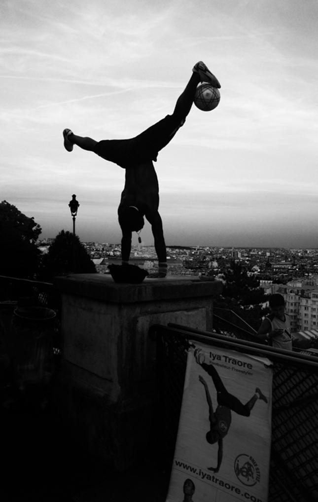 Iya Traore - Football Freestyler