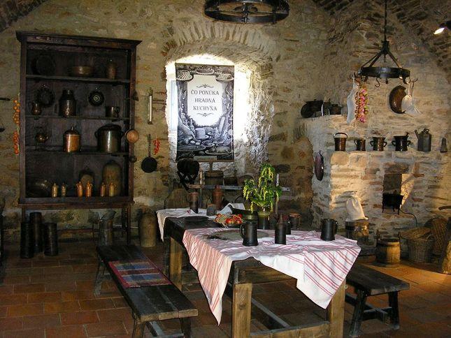 Hradná Kuchyňa