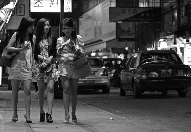 Ženský Late Night Shopping