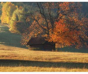 Jeseň na Šajbe