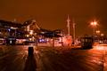 Jeden starý prístav kúsok od Wal