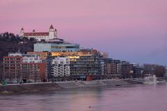 Bratislava Twilight