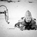 Downhill accident...