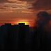 Zapad slnka v Petrzalke