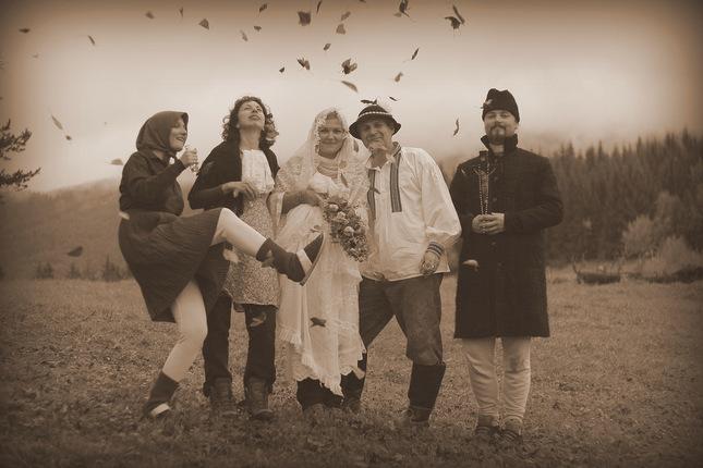 Fingovana svadba