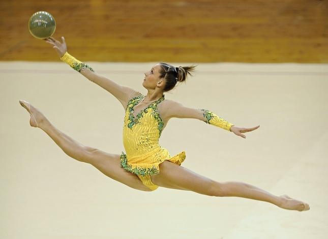 Moderna gymnastika I.