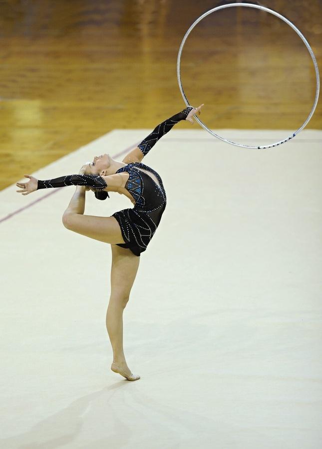 Moderna gymnastika VII.