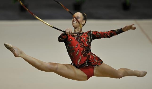 Moderna gymnastika OV