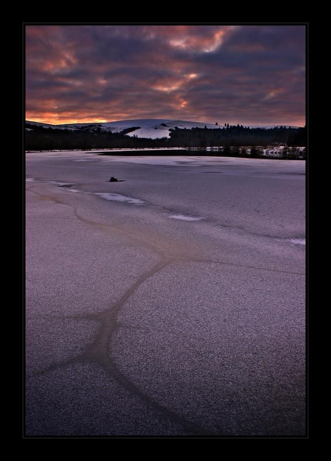 mrznúce jazerné obrázky