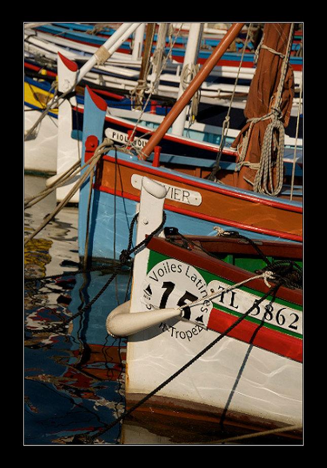 Prístav v Saint Tropez 2