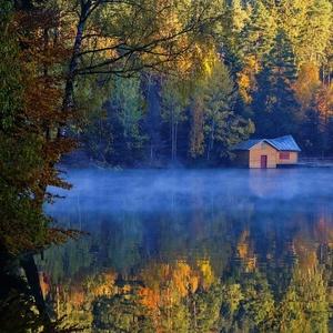 Úhorná v jesennom šate