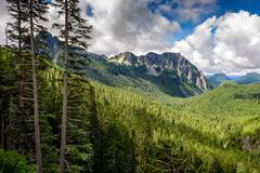 Tatoosh Peaks