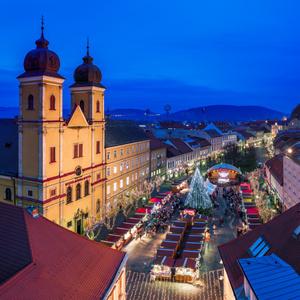 Vianočné trhy v Trenčíne