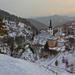 Zima v Španiej Doline