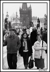 Prechádzka po Karlovom moste
