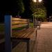 večerné námestie