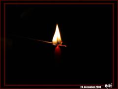 Zapaľovanie sviečky