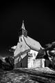 stredoveký kostolík na Sliači