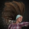 Vaneska a jej vlasy