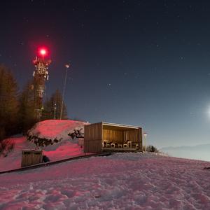 mrazivá noc na Straníku