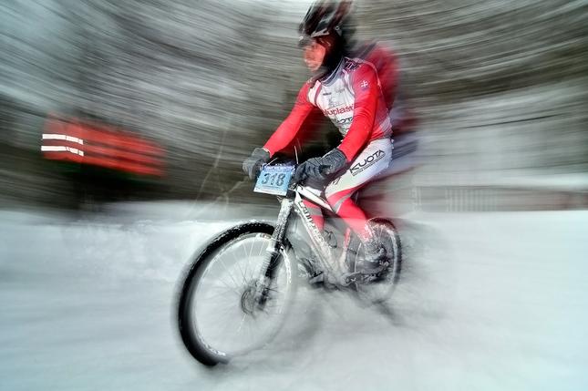 Zimný MTB maratón 2013