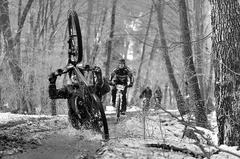 Zimný MTB maratón