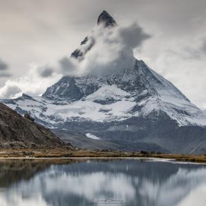 * Matterhorn 4 478 m n.m. *