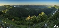 *Strážovské vrchy - Vápeč 955m*