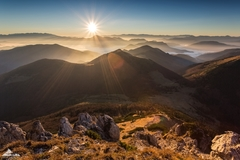 * V krajine tisíc hôr *
