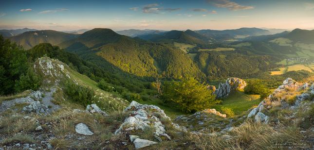 * Strážovské vrchy *