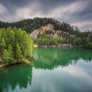 * Jezero - Pískovna *