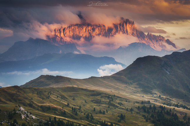 * Monte Civetta *