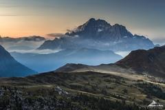 * Monte Civetta 3 220 m n.m.*