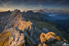 * RIFUGIO NUVOLAU 2575 m n.m *