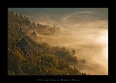* Súľovské Skaly. Jesenné ráno *