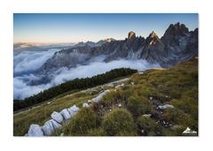* Gruppo di Cadini 2839 m *