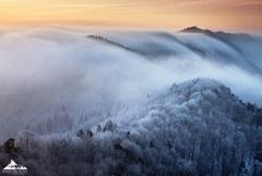 *Mrazivé ránoVsúľovských horách*