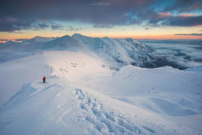* Na hrebeni Volovca *