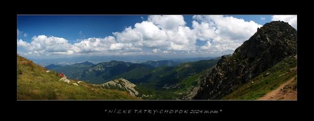 * Nízke tatry - Chopok 2024m.nm